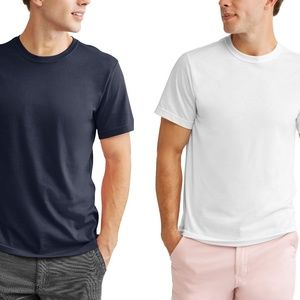 Men's George Moisture Wicking Supersoft T-Shirt